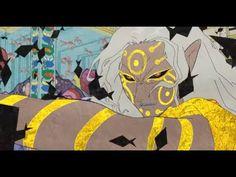 Mononoke other self Anime Guys, Manga Anime, Anime Art, Fantasy Inspiration, Painting Inspiration, Mononoke Anime, Horror Tale, Angel Warrior, Ghibli Movies