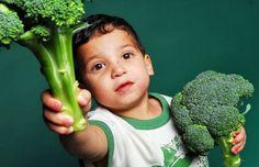 ¿Tus niños no quieren comer vegetales? Descubre los trucos para lograrlo en: http://www.sal.pr/?p=95624