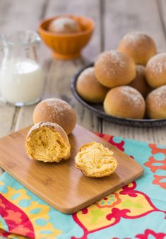 Pan de camote —Traditional Peruvian Sweet Potato Buns