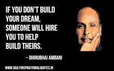 You can either build your own dream or help others build theirs. The choice is yours. Start an online business today.