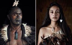 Maori (Nouvelle-Zélande) http://www.affairesdegars.com/page/article/4156049920/46-photos-saisissantes-des-tribus-les-plus-reculees-du-monde-avant-elles-ne-disparaissent.html Version Voyages www.versionvoyages.fr