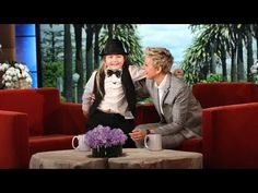 This kid will BLOW you away! So talented and freaking hilarious! --> When Ellen Met Elias - #YouTube