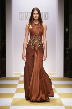 Gown Gorgeous: Autumn Hues | ZsaZsa Bellagio - Like No Other