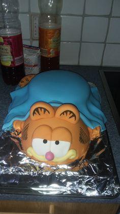 Garfieldtorte Homemade, Pies
