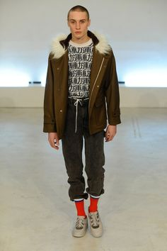 Gosha Rubchinskiy 2015 Fall/Winter Collection