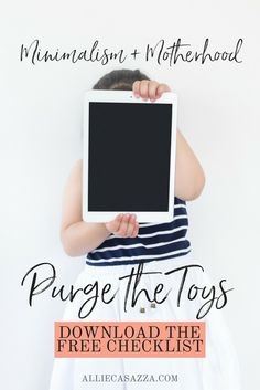 Wanna purge the toys, but not sure where to start? Click here to get the FREE step-by-step guide right in your inbox! What if the only toys in the kids' room were ones that encourage their imaginations and bring about constructive play? What if their rooms were clean and clutter-free so they could actually play in there? What if all the junk was cleared away and you actually had time to do arts and crafts with your littles? Those are the kinds of messes I don't mind cleaning up.