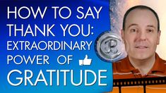 These are my views for online gratitude. The extraordinary power of gratitude is not fully appreciated in our modern age. We watch so many inspirational videos on gratitude, but we never full grasp that it works both ways. The world has forgotten how to say thank you. We are blessed with so much free content that we no longer even remember that someone has taken the time to bring us that video or article.  What does the thumbs-up sign mean to us? The world and then some. It isn't hard to say…