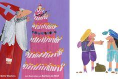 Voorkant met flap van het boek Hoe oud is Sinterklaas?