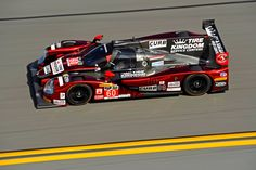Honda Racing/HPD A beautiful pic of the #MichaelShankRacing Daytona #Rolex24 pole winning car from yesterday. We must say, we did like the orange, but RED is our color! #HondaRacing