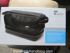 Enter to win a Toiletry Bag from ToiletTree Products. (ARV $25.00)  This giveaway is open to residents of USA and Canada. Ends June 30, 2012 at 12:01 AM EST.