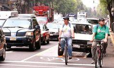 Construirán 14 ciclovías en la Delegación Benito Juárez, Ciudad de México (vía El Universal)