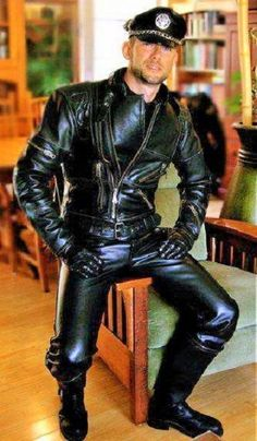 Attractive Leather Master