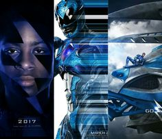 Blue Power Ranger (2017) Power Rangers 2017, Power Rangers Movie, Go Go Power Rangers, Rj Cyler, Vr Troopers, Power Rengers, Prime Movies, Bonnie N Clyde, Video On Demand
