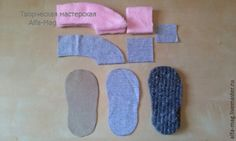 moldes hacer pantuflas conejitos para bebes03 Projects For Kids, Sewing Projects, Needlework, Baby Kids, Baby Shoes, Kids Rugs, Slippers, Diy, Ideas