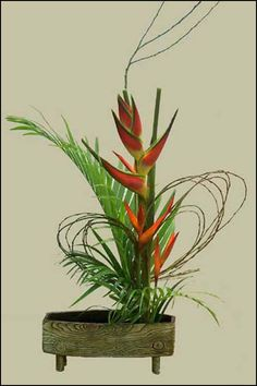 ikebana  | Archive Ikebana (includes video) | schoonermoon.com