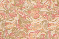 The Fabric Cellar-Clearance :: Richloom Destiny Printed Poly Outdoor Fabric in Coral $4.95 per yard - Fabric Guru.com: Fabric, Discount Fabric, Upholstery Fabric, Drapery Fabric, Fabric Remnants, wholesale fabric, fabrics, fabricguru, fabricguru.com, Waverly, P. Kaufmann, Schumacher, Robert Allen, Bloomcraft, Laura Ashley, Kravet, Greeff