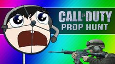 Call of Duty 4: Prop Hunt Funny Moments - Nogla's Lover, Boat Pile, Luck...