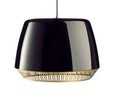 Bezel Pendant Lamp by Anaesthetic Design - alternate kitchen lighting option X 2 pendants