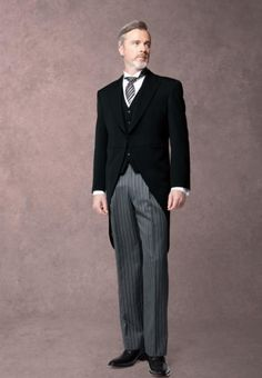 Morning Suits, Formal Wear, Formal Dresses, Smart Girls, Classic Man, Mens Suits, Personal Style, Menswear, Mens Fashion