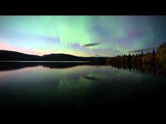 Aurora Northern Lights in Murmansk, Russia (2011)