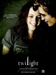 Twilight, background on my computer for a good year before the movie