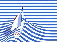 Stripy sails2