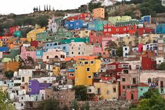 Colorful Guanajuato City, Mexico - Zabavnik