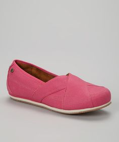 This Beet Sport Slip-On Shoe is perfect! #zulilyfinds Mozo Cat Cora chef shoes
