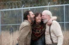 Hilarious 'The Walking Dead' Behind The Scenes Pics Will Hold You Over Until The New Season