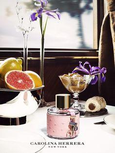CH Grand Tour edt Carolina Herrera - ♀ женский парфюм, 2014 год. #parfuminrussia #новинкипарфюмерии #парфюмерия #CarolinaHerrera