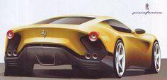Pinifarina Ferrari Concept Design