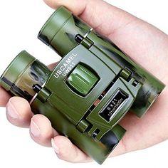 Kids Small Binoculars Compact Folding Pocket Bird Watching Children's Telescope #SmallBinoculars