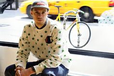 POPEYE: Supreme 2012 Fall/Winter Collection Editorial.
