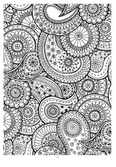 #ClippedOnIssuu from Mind Massage colouring book for adults