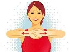 """Fingergelenke und Ellenbogen  Die brauchen mal eine Klick-Pause  SMS-Daumen, Maus-Arm, Handy-Ellenbogen: Bei Vielklickern führen die kleinen, monotonen und oft wiederholten Bewegungen zu einer Überlastung. Rund fünf Millionen Deutsche haben schon schmerzhafte Probleme mit Muskeln, Sehnen, Nerven und Gelenken in den Fingern und Unterarmen. """"Technik-Krankheiten"""" nennen Ärzte den neuartigen Symptomen-Komplex. Das Tolle: 80 Prozent der Beschwerden können durch Übungen zum Dehnen, Lockern und…"""