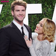 Liam Hemsworth Happy Birthday! FashionTV <3's you! Check out his cutest moments with Miley Cyrus - definitely #RelationshipGoals. #fashion #style #clothing