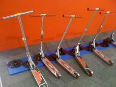 scooter racks - Google Search