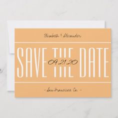 Shop Simple minimalist bold typography script save the date created by invitations_kits. Personalize it with photos & text or purchase as is! Making Wedding Invitations, Beautiful Wedding Invitations, Save The Date Invitations, Wedding Invitation Design, Save The Date Cards, Wedding Card, Wedding Ideas, Typography Invitation