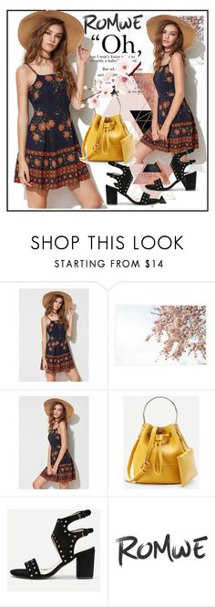 """""""Romwe 3"""" by aida-1999 ❤ liked on Polyvore featuring Pottery Barn"""