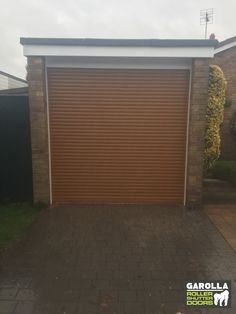 At Garolla, you can see our roller garage doors prices including fitting online! Whether you're wanting to see our single garage door or double garage roller door price, all of our insulated roller garage doors prices are online! Roller Doors, Roller Shutters, Small Garage, Double Garage, Single Garage Door, Garage Doors Prices, Electric Rollers, Door Quotes, Shutter Colors