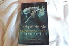 Resenha: Lady Midnight - Cassandra Clare + Sessão de autógrafos   Cidade das Cerejas