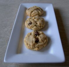 Brown Butter Coconut Krispie Chocolate Chip Cookies - 365 Days of Baking
