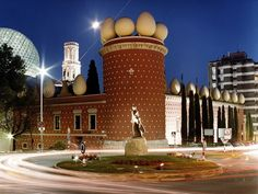 Dalí Theater and Museum,spain - that Dali museum was the best museum I've ever been to.