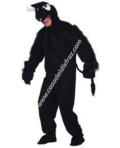 Disfraz de Toro para Hombre. #Disfraces #Carnaval  http://casadeldisfraz.com/