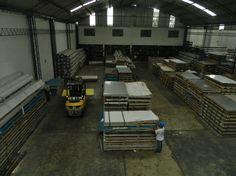 JN Aceros   Área Interior de la Empresa