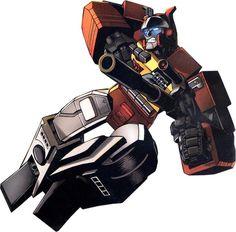 Blaster - Transformers G1