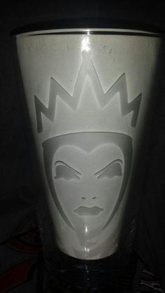 Hey, I found this really awesome Etsy listing at https://www.etsy.com/listing/202224926/evil-queen-from-snow-white-etched-pint