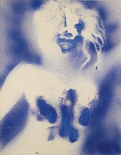 Yves Klein (1928–1962), La Marseillaise, 1960