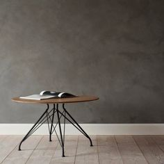 Wire Coffee Table Side Table By Overgaard & Dyrman