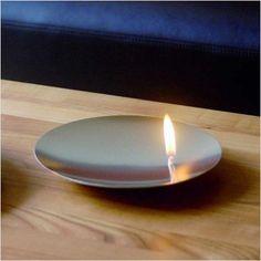 """Mono Mono on Fire"" Candle 8usd  #metal #industriel"